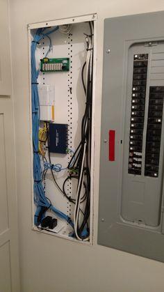 13 best structured wiring images structured wiring, smart  smart home control, remote locks, dim