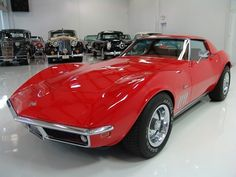 1969 Chevrolet Corvette#Repin By:Pinterest++ for iPad#