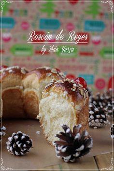 Roscón de Reyes {versión de Ibán Yarza}