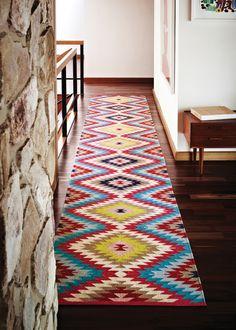 Caravan runner | Armadillo & Co.'s new exotic rug line