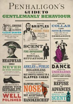I like this :) my favourites are the ones about scent... it's true ;)