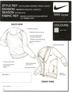 Nike Europe: Tech Pack by Eduardo Labohemia, via Behance