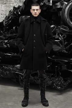 Alexander Wang | Fall 2014 Menswear Collection | Style.com