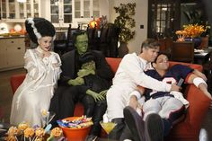 Pin for Later: The Best TV Character Halloween Costumes The New Normal: The Family