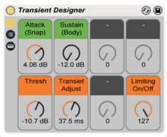 Transient Designer - Add Punch to Any Sound -- Free Download from Yeuda Ben-Atar