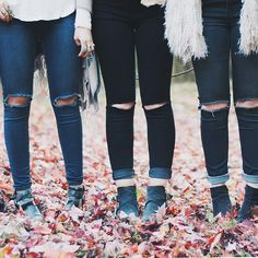 Open Letter to My Skinny Jeans