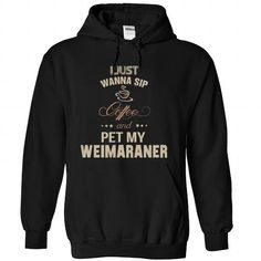 WEIMARANER The Awesome T Shirts, Hoodies. Check price ==► https://www.sunfrog.com/Holidays/WEIMARANER-the-awesome-Black-59114311-Hoodie.html?41382