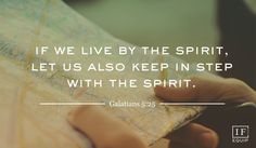 Galatians 5:16-26 | IF:Equip
