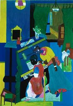 Image detail for -major exhibition of art by contemporary african american artists the
