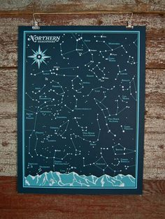 construction nightshift blue.. awesome constellation print