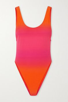 Jacquemus Le Maillot Camerio DÉgradÉ Swimsuit In Faded Pink Jennifer Meyer, Pink Swimsuit, Pleated Maxi, Cut And Style, Wearing Black, Who What Wear, Fashion Advice, Suits For Women, World Of Fashion
