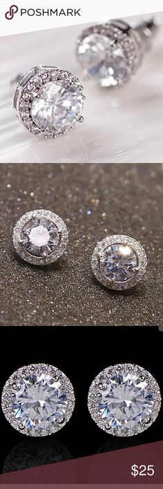 Beautiful Ear Bling Brand New Boutique Quality Absolutely Stunning Additional information provided above If you have any questions please don't hesitate to ask Jewelry Earrings