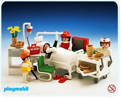 Playmobil was another one I liked to play with! Very cute sets!