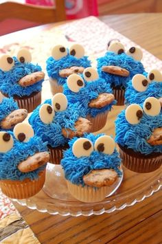 nice cupcakes design
