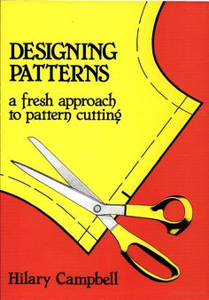 Booktopia has Designing Patterns A Fresh Approach to Pattern Cutting, Fashion and Design Ser. by Hilary Campbell. Buy a discounted Paperback of Designing Patterns A Fresh Approach to Pattern Cutting online from Australia's leading online bookstore. Sewing Lessons, Sewing Hacks, Sewing Tutorials, Sewing Crafts, Sewing Projects, Sewing Tips, Pattern Making Books, Pattern Books, Clothing Patterns