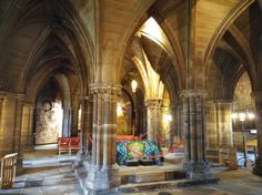 One of my favourite Outlander filming locations is Glasgow Cathedral which was transformed into L'Hôpital des Anges in Season 2. Filming…
