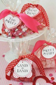 Sweet treats.