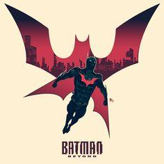 herochan: Batman Beyond Created by Julio Pozo - Living life one comic book at a time. Real Batman, Im Batman, Batman Beyond, Batman Art, Superman, Comic Book Characters, Comic Character, Comic Books Art, Comic Art