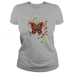 Butterfly with hearts Womens LIMITED TIME ONLY. ORDER NOW if you like, Item Not Sold Anywhere Else. Amazing for you or gift for your family members and your friends. Butterfly Shirts, Cool Hoodies, Hearts, T Shirts For Women, Friends, Amazing, Gift, Amigos, Boyfriends