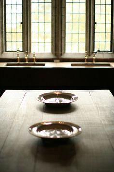 National Trust Castle Drogo Devon Kitchen