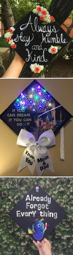 Awesome Graduation Cap DIY Ideas