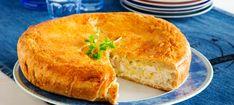 Κοτόπιτα   Πίτες - Τάρτες Greek Cooking, Cornbread, Pie, Ethnic Recipes, Desserts, Food, Traditional, Millet Bread, Torte