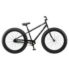 """Mongoose Men's Beast Mountain Bike 26"""" - Black : Target"""