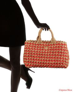 Prada - Handbags Crochet