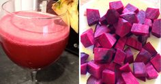 This is an unlikely combo but tastes so good … This juice is cleansing, helps with digestion and relieves constipation.  Recipe (makes two portion): 1 beetroot 2 red/green apples (I prefer the green ones) half a small pineapple + a thumb-size ginger. Note: While beetroot is a very good liver-cleanser, it is …