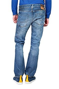 Men's Clothing Apprehensive New Mens Jeans Elastic Factory Jeans Men Straight Jeans Solid Denim Classic Jeans Slim Regular Casual Trousers
