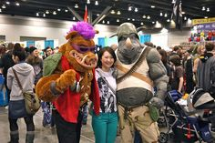 Fan Expo Vancouver 2012 | Convention Centre West by RickChung.com, via Flickr