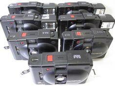 FC5-944EC オリンパス等フィルムカメラ 7台セット ジャンク_画像1