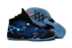 huge selection of 7cd9d 138e9 Descuento Precio InusUAl Air Jordan XXX Galaxy Pe Stylish Nuevo Comprar  Blue Shoes, Kd Shoes