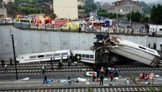 Charged on Train crash driver as Spain mourns crash victims