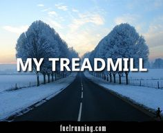 Runner Things #1860: My treadmill.