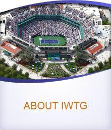 Indian Wells Tennis Gardens home of the BNP Paribas Open
