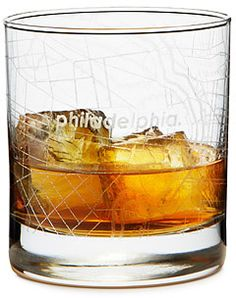 City Map Glass #holidaygiftguide #2015