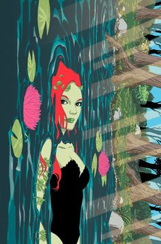 Poison Ivy - Cliff Chiang