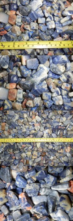 Sodalite 69179: Tumbled Blue Sodalite Stone Small Size Pieces 1 Kilo Kg Lot -> BUY IT NOW ONLY: $50 on eBay!