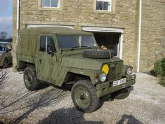 Lightweight Landrover Land Rover Series 3, Land Rover Defender 110, Landrover Defender, My Dream Car, Dream Cars, Best 4x4, Royal Marines, Off Road, Land Rovers