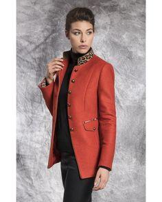 Rofa Fashions Burnt Orange Coat Ireland Clothing, Fashion Group, Jacket Dress, Burnt Orange, Blazer, Lady, Coat, Womens Fashion, Jackets