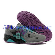 New Balance x West NYC Alpine Guide Limited Edition Gris violet Chaussures  Hommes fafe79fc64e4