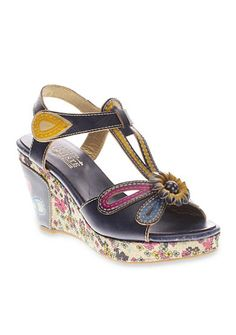 82b6985b8 Women s Spring Step Socialite Leather Wedges