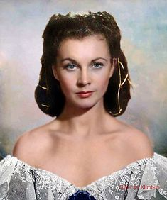 Vivien Leigh   Flickr - Photo Sharing! Loved her in Gone With the Wind