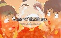 reasonstoloveavatar THEY ARE THE BEST! Not better than the show of course, but they are totally funny!