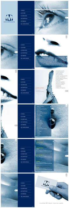 Concept CD interactive for Meyer Action Marketing