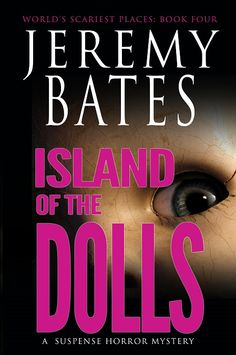 Behold an infamous haunted island scattered with thousands of eerie dolls where more than just the toys' glassy eyes are upon you.