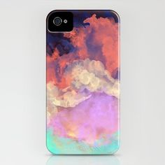 Into The Sun iPhone Case by Galaxy Eyes - $35.00