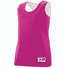 5ba4a6961 Augusta Sportswear Augusta Ladies Reversible Wicking Tank Team Uniforms