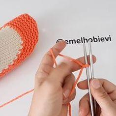 EMEL HOBİ EVİ (@emelhobievi) • Instagram-fényképek és -videók Crochet Socks, Photo And Video, Knitting, Instagram, Photos, Pictures, Tricot, Breien, Stricken